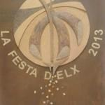 Cartel Misteri d'Elx 2013