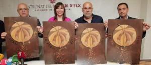 Presentación cartel del Misteri d'Elx 2013