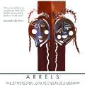 """Cartel de """"ARRELS"""" en la Casa de Cultura de Guardamar"""