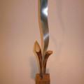 ferro i acer de format  470 x 90 x 140mm.